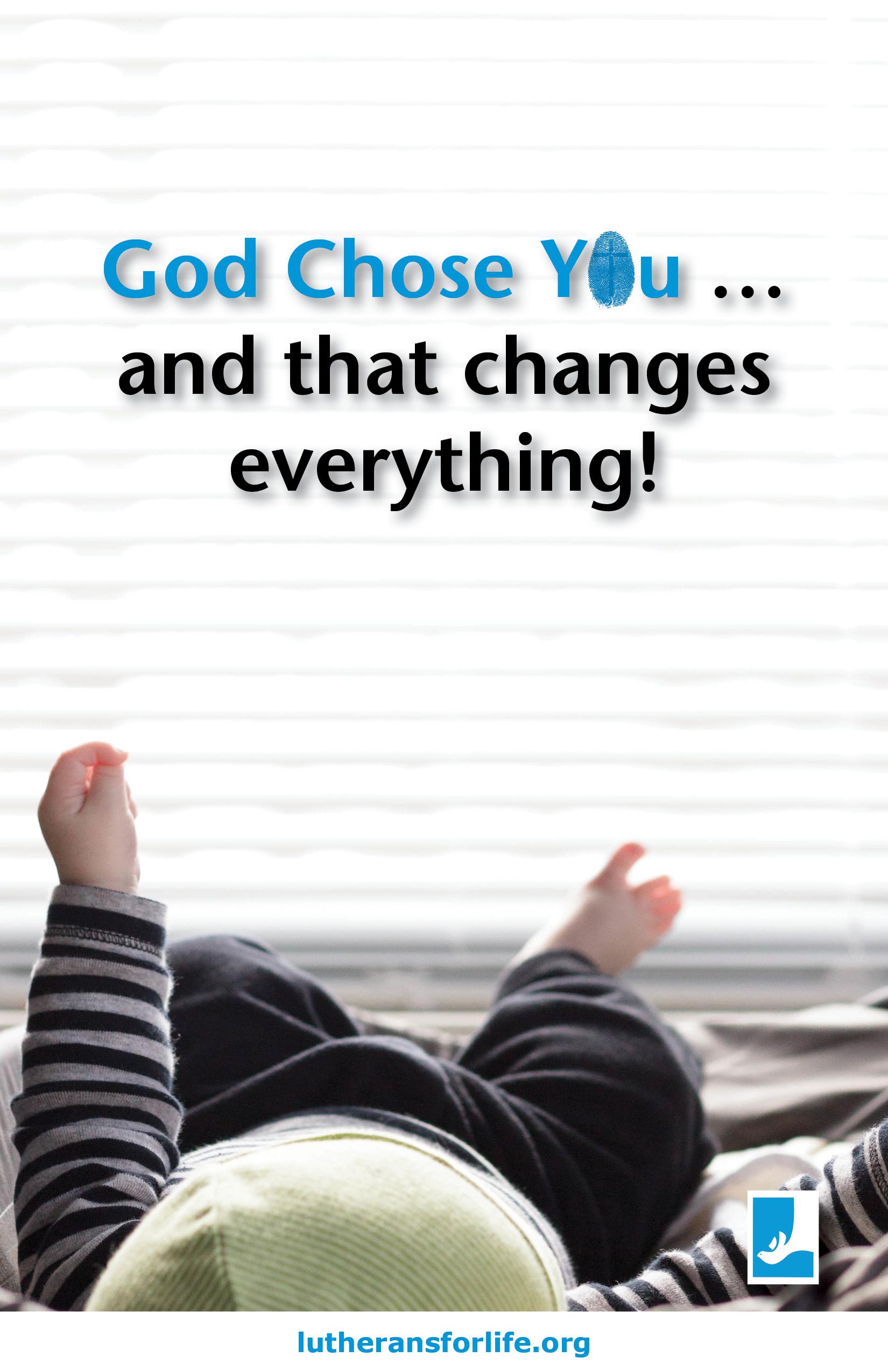 """LIFE SUNDAY 2022 – """"God Chose You"""""""