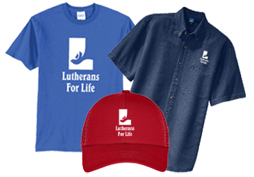 Lutherans For Life Wear – Fall 2021
